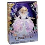 Boneca Colecionável Collector Fada Madrinha Luxo da Princesa Cinderela do Filme Disney - Mattel