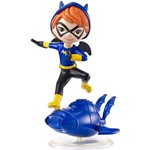 Boneca DC Super Hero Girls Vinil Batgirl - Mattel