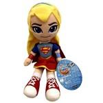 Boneca de Pelúcia Pequena Supergirl Dc Super Hero Girls - Mattel
