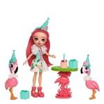 Boneca Echantimals Historias Mattel