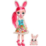 Boneca Enchantimals - Bree Bunny e Twist - Mattel