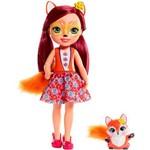 Boneca Enchantimals - Felecity Fox e Flick - Mattel