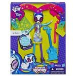 Boneca Equestria Girl com Acessórios DJ Pon-3 - Hasbro