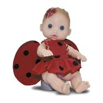 Boneca Fantasy Baby 1090 Sid-nyl