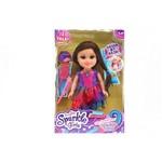 Boneca Funville Sparkle Girlz Pequena Brilhante Princesa Tati 4221 Dtc