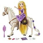 Boneca Hasbro - Disney Tangled Rapunzel Royal Horse Maximus C2761