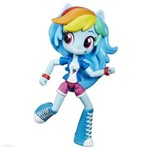 Boneca Hasbro Little Pony Equestria Girls Minis Rainbow Dash B4903
