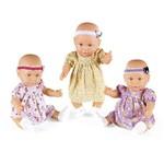 Boneca Homeplay Baby Carinho Meiga e Fofinha 3088