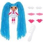 Boneca Lalaloopsy Mini Loopy Hair Azul - Buba