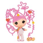 Boneca Lalaloopsy Silly Hair Squirt Lil Top - Buba Boneca Lalaloopsy Squirt Lil Top - Buba