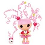 Boneca Lalaloopsy Silly Hair Trinket Sparkles - Buba