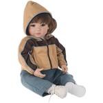 Boneca Laura Doll Explorer Boy - Bebê Reborn