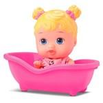 Boneca Little Dolls Banheirinha Diver Toys