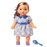 Boneca Little Mommy Doce Bebe Vestidinho Mattel