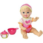 Boneca Little Mommy Momentos do Bebê - Hora de Comer Melancia - Mattel