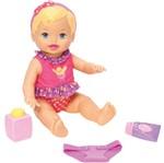 Boneca Little Mommy Momentos do Bebê - Hora de Trocar as Fraldas - Mattel