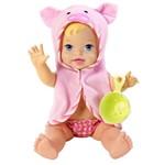 Boneca Little Mommy - Momentos do Bebê - Hora do Banho - Mattel