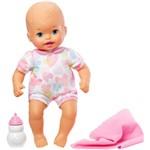 Boneca - Little Mommy - Recem Nascido - Roupinha Estampa de Coracao
