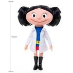 Boneca Luna Cientista 40cm - Estrela