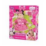 Boneca Minnie Fantasia com 30 Frases 2758 - Líder Brinquedos