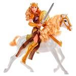 Boneca Mulher Maravilha Rainha das Amazonas Hippolyta - Mattel