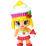 Boneca Pinypon Cupcake Cereja - Multikids