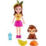 Boneca Polly Lila Festa das Borboletas - Mattel