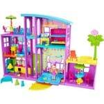 Boneca Polly Mega Casa de Surpresas - Mattel