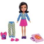 Boneca Polly Pocket Casa Divertida Mattel