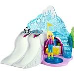 Boneca Polly Pocket Conjunto Férias na Montanha Mattel