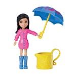 Boneca Polly Pocket - Diversão na Chuva Crissy - Mattel