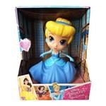 Boneca Princesa Bailarina Cinderela Disney 21cm Lider 2880