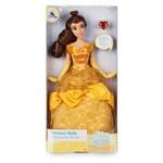 Boneca - Princesa Bela - Disney - Belle - Classic Doll com Anel