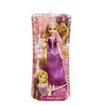 Boneca Princesa Disney Rapunzel Tiara Hasbro Original E4157