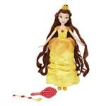 Boneca Princesas Disney Lindos Penteados Bela - Hasbro