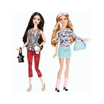 Bonecas Barbie Raquelle Summer Life In The Dreamhouse - Mattel