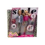 Bonecas Barbie Summer Style Luxo Ccm06 - Mattel