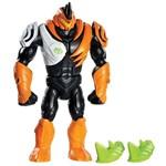 Boneco Articulado - 30 Cm - Max Steel - La Fiera - Rino - Mattel