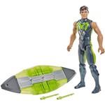 Boneco Articulado - 30 Cm - Max Steel - Max Lançador Aquático - Mattel