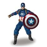 Boneco Articulado - 50 Cm - Marvel - Avengers - Capitão América - Mimo