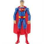 Boneco Articulado Liga da Justiça Superman DC - Mattel