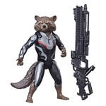 Boneco Avengers Guerra Infinita - Titan Hero Series - Rocket Raccoon - Hasbro
