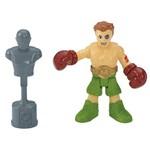 Boneco Básico Boxeador - Imaginext - Fisher-price