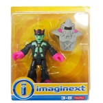 Boneco Básico Verde com Armadura - Imaginext - Fisher-price