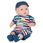 Boneco Bebê - Miyo - Menino - Cotiplás