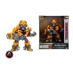Boneco de Metal Transformers - Bumblebee 10cm - Jada Toys - Dtc