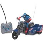 Boneco Capitão América - Motor Bike - DTC