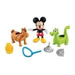 Boneco Cavalo e Dragão Aventura Animal - Mickey Mouse - Mattel