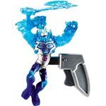 Boneco de Combate com Acessório - Sr. Frio Ice Striker BHC79/BHC82 Mattel