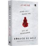 Boneco de Neve (capa do Filme) - 1ª Ed.